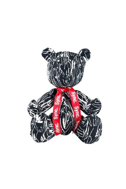 "teddy bear ""all over"""